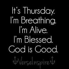 Happy Thursday Quotes Inspiration Happy Thursday  Inspiration  Pinterest  Happy Thursday .