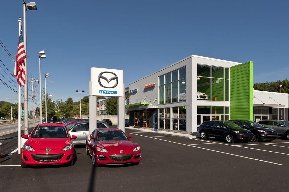 Wellesley Mazda Our History Mazda Car Dealership Dealership