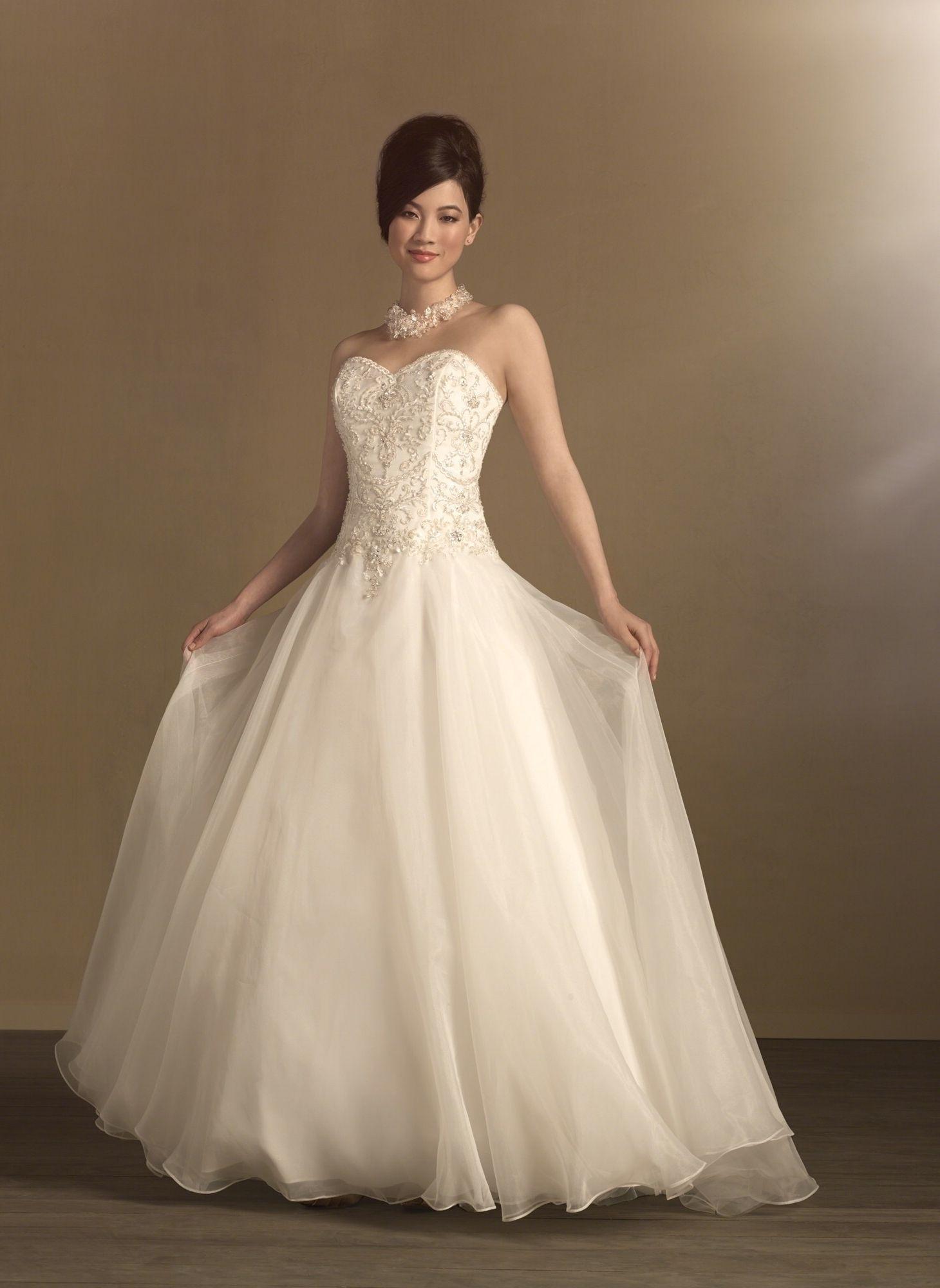 Alfred Dunner Wedding Dresses