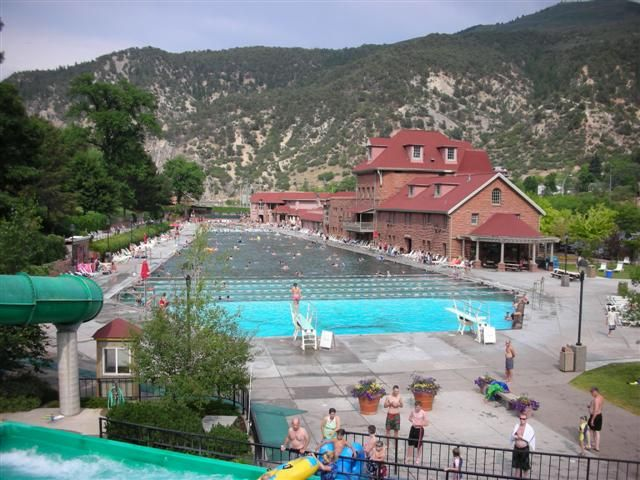 Glenwood Springs Hot Pool I Love This Place
