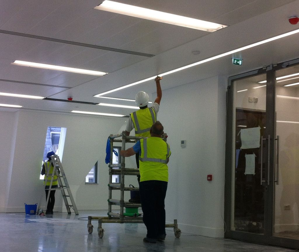 What Does After Builders Cleaning Include Cleaning Renovation Project