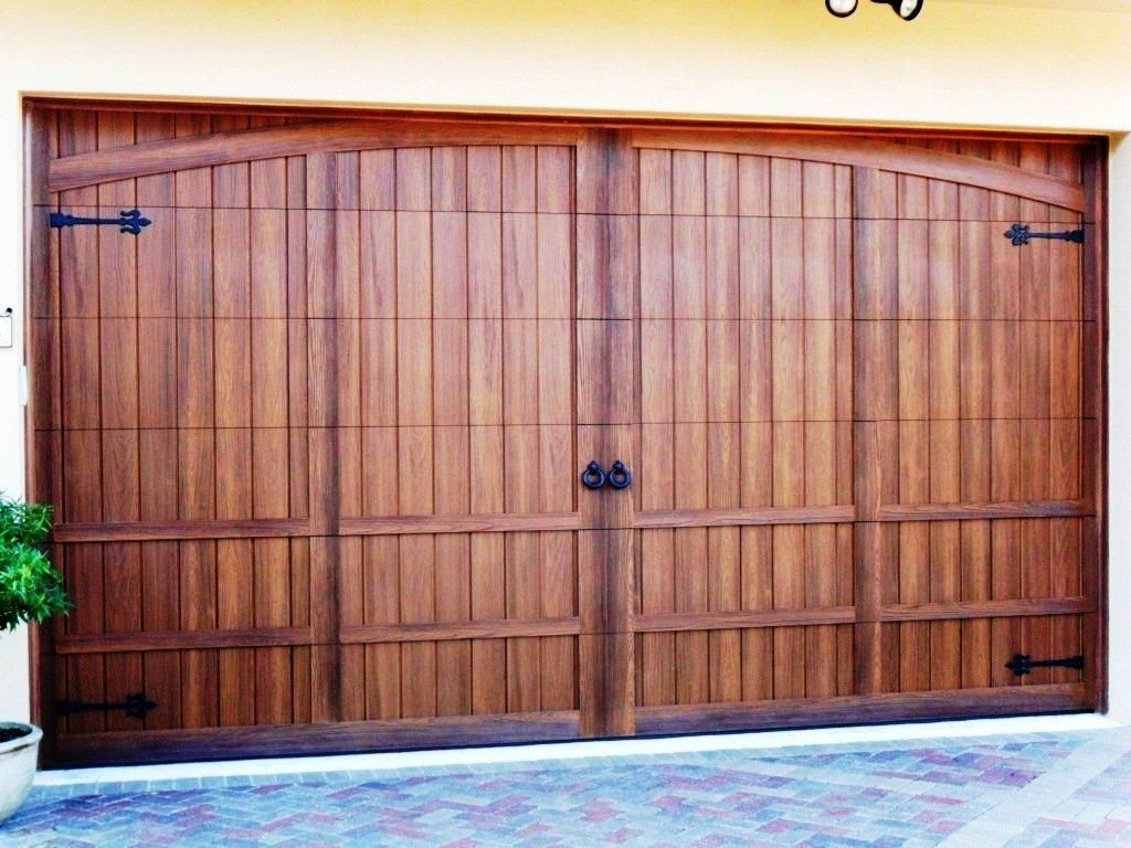 Before and after taylor garage door refacing garage for Garage door refacing