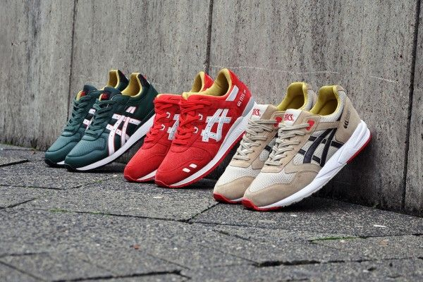 Asics Gel - Christmas Pack