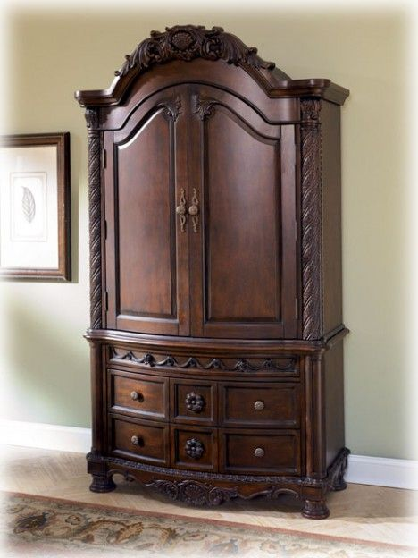 Ashley Furniture Clearance North S Armoire