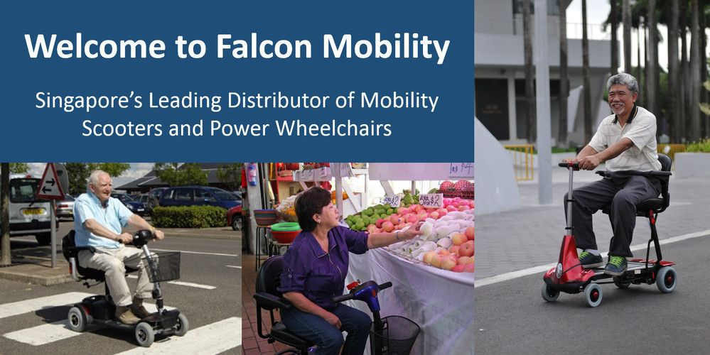 Falcon Mobility offers affordable shipping and local
