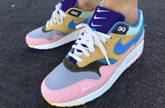 Must See: Sean Wotherspoon Shows Off His Nike Air Max 1