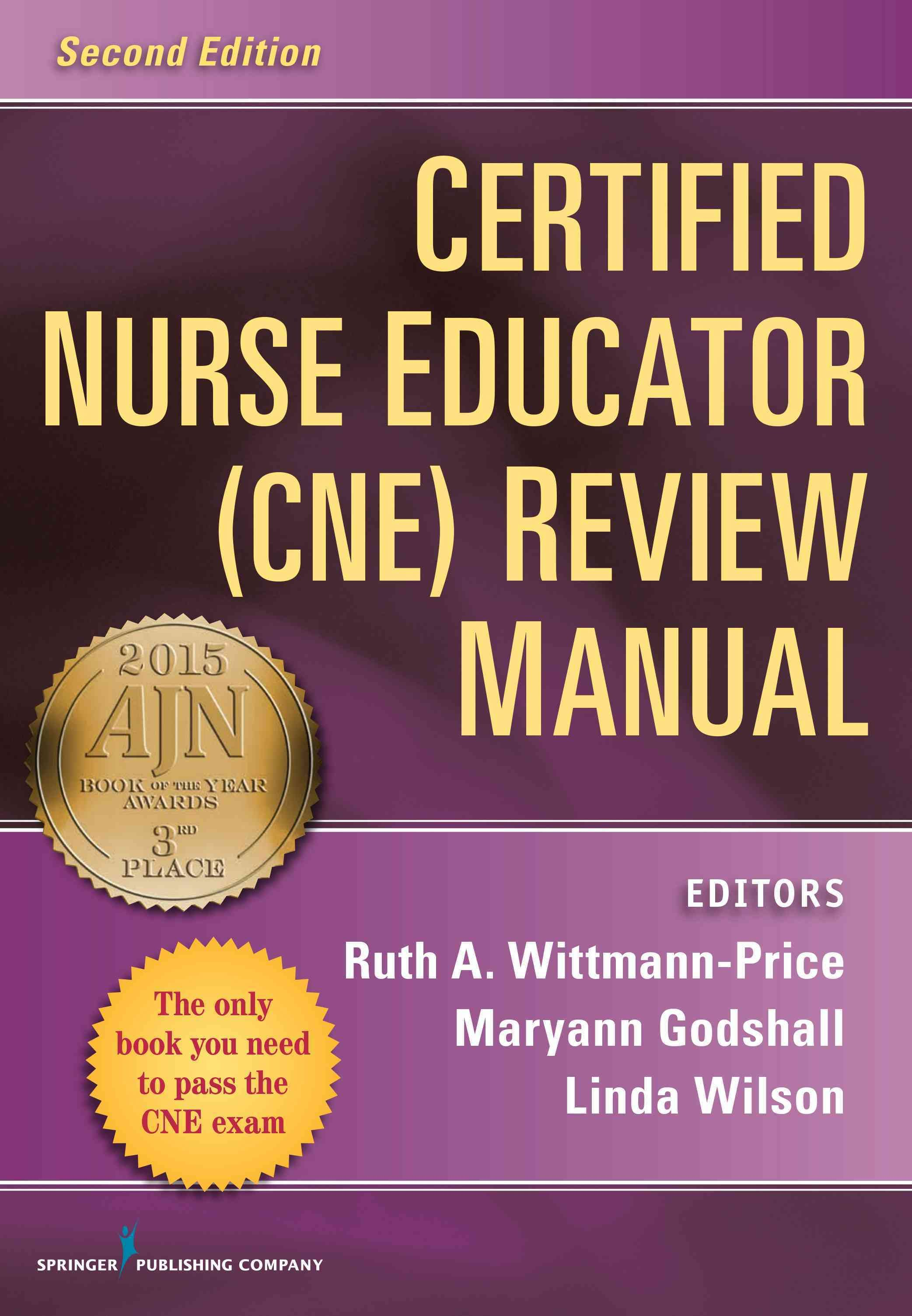 This is a treasure trove for those preparing for the cne examination certified nurse educator review manual paperback overstock shopping the best deals on medical fandeluxe Images