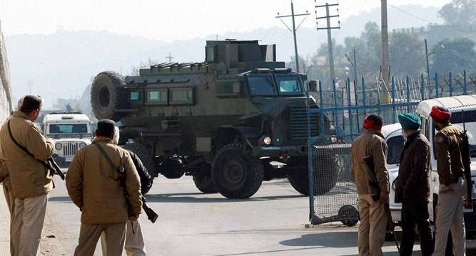 essay on pathankot terror attack