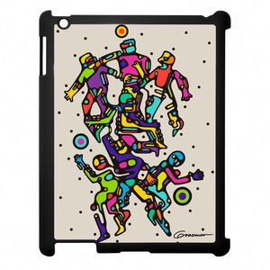 Image of Pepe Gracmor 'Ball Game' For the Love of Art iPad Case