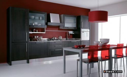 imagenes de cocinas integrales modernas Fotos-de-muebles-de-cocina