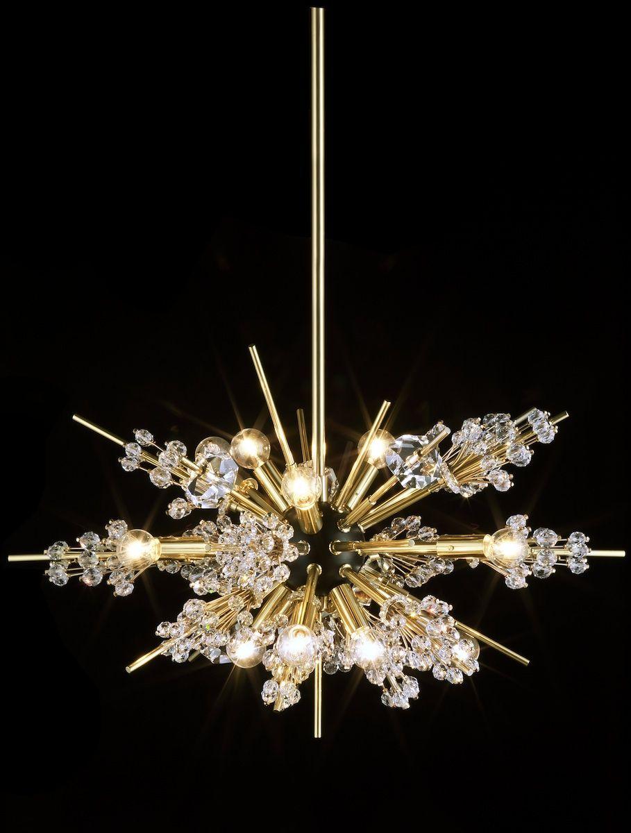 Buy Lobmeyr Metropolitan Auditorium Chandelier At Starburst Chandelier Chandelier Lighting Gifts