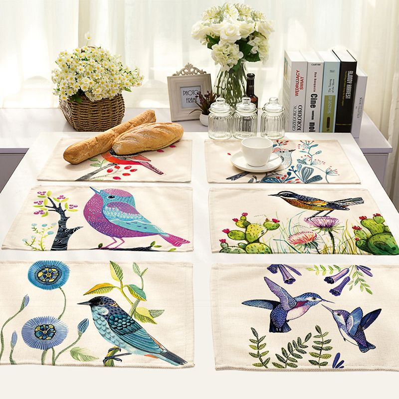 Cheap Paper Table Mat Buy Quality Paper Mat Directly From China