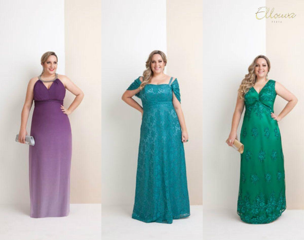 Vestido de Madrinha plus size   Casamento   Pinterest