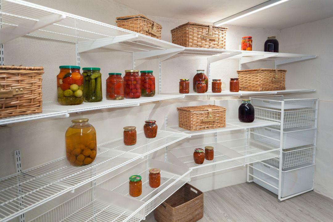 подпол для хранения овощей в доме