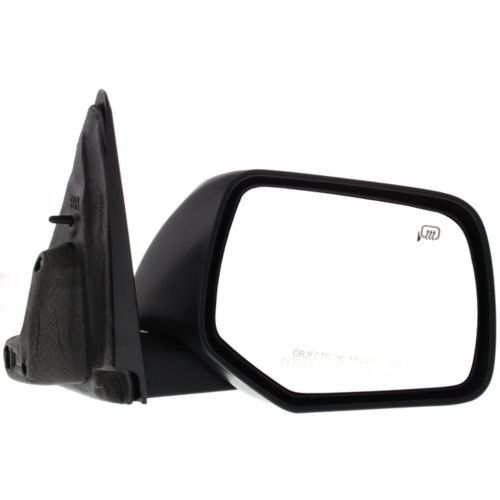 2008-2012 Ford Escape Mirror RH, Power, Heated, Manual Folding, Paint To Match