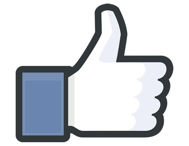 Why Facebook S New Like Button Ditches The Thumbs Up Free