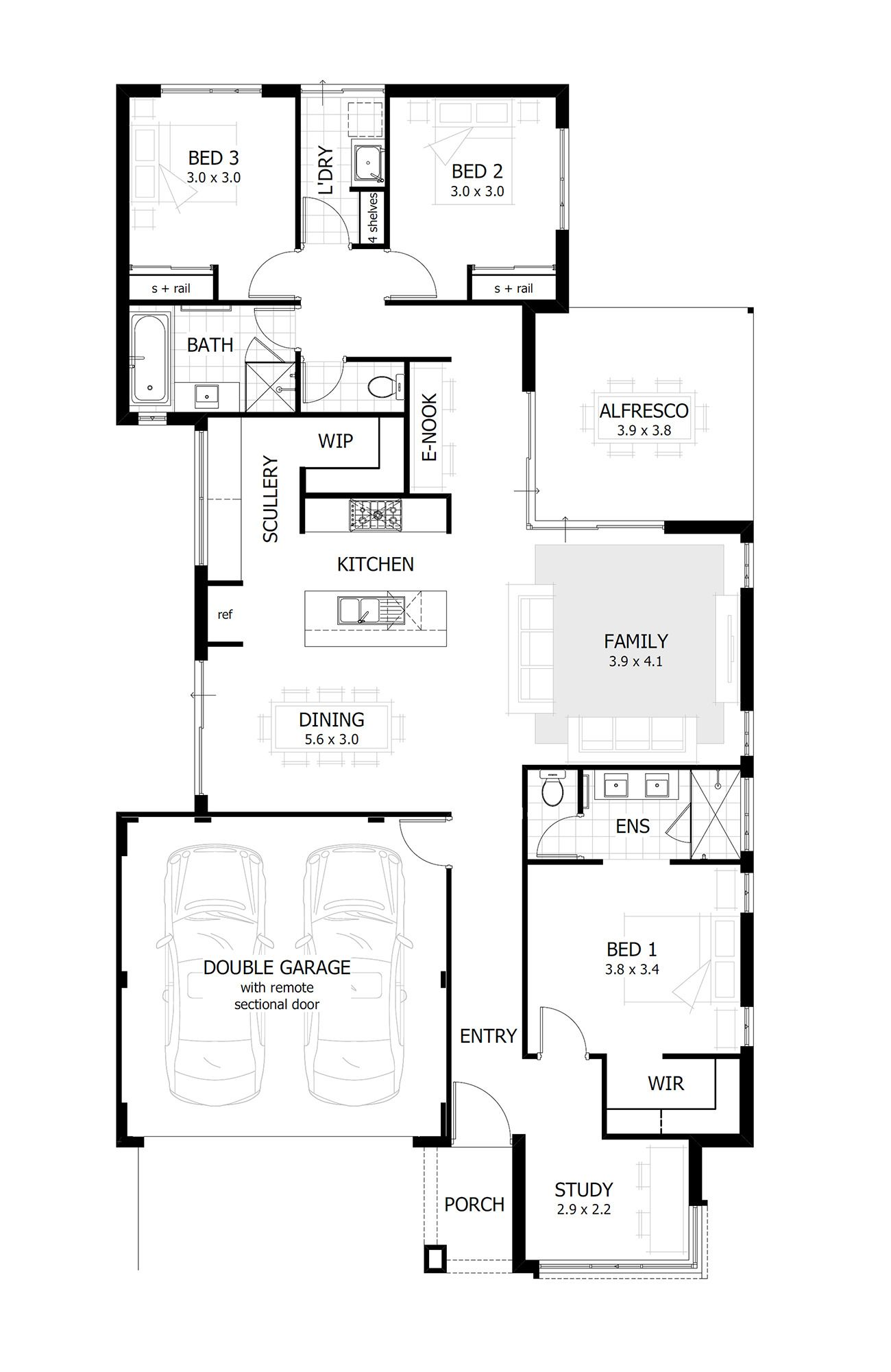 House Floor Plan Design Software Free Download 2020 In 2020 Floor Plans House Floor Plans Bedroom House Plans