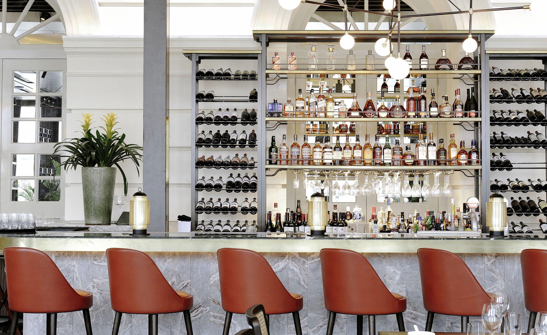 Empress Singapore Singapore  Restaurant Interior Design Dining Gorgeous Restaurant Dining Room Furniture Design Inspiration