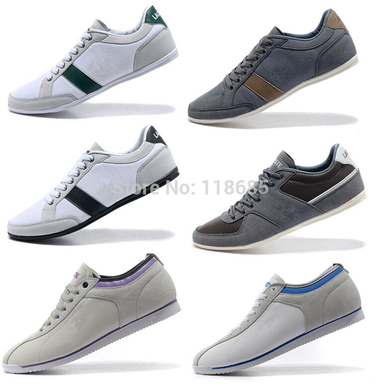 Men's Leather Casual Sneakers - http://nklinks.com/product/men