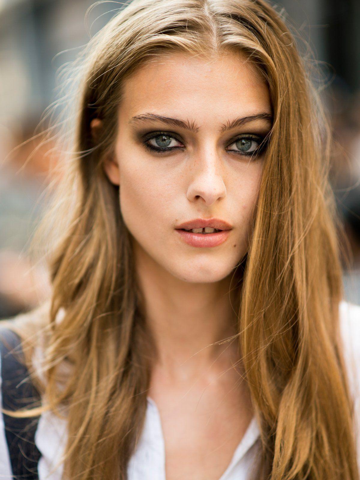Karamell Haarfarbe | make-up | Beauty, Gorgeous hair, Hair ...