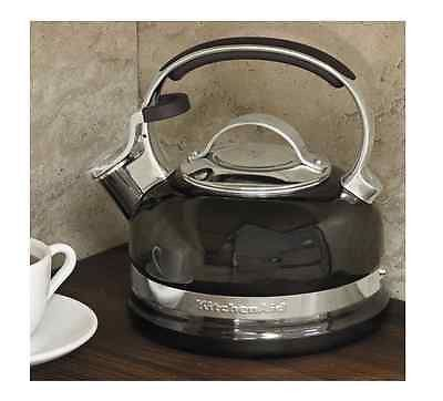 Kettles Tea Pot Whistling Water Hot 2 Quart Stovetop Boiling Kitchen Kettle New Tea Pots Kettle Stainless Steel