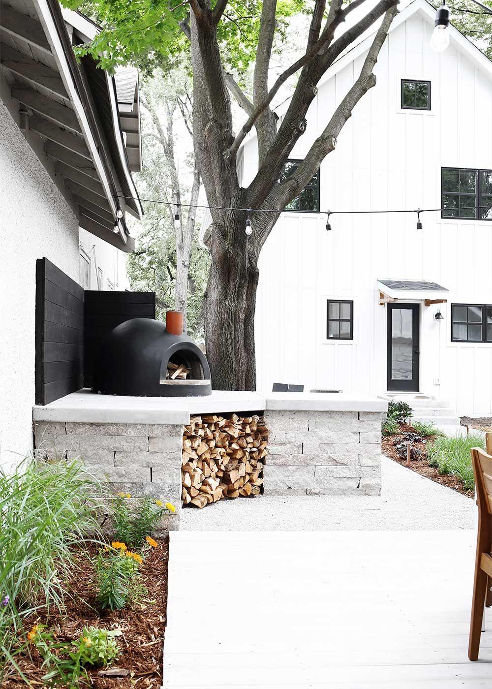 Minnesota Modern Backyard | Modern backyard, Modern backyard design ...