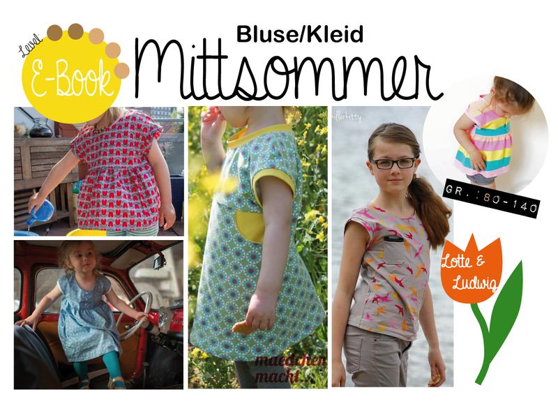 E-Book Bluse/Kleid \