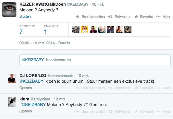 Twitter interacite