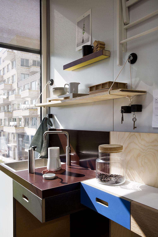 Quooker Kochend-Wasserhahn | Floris van der Kleij (from Hubbel) | boiling water tap | #Tee #Kueche #kitchen #hotwater #teebar #tea