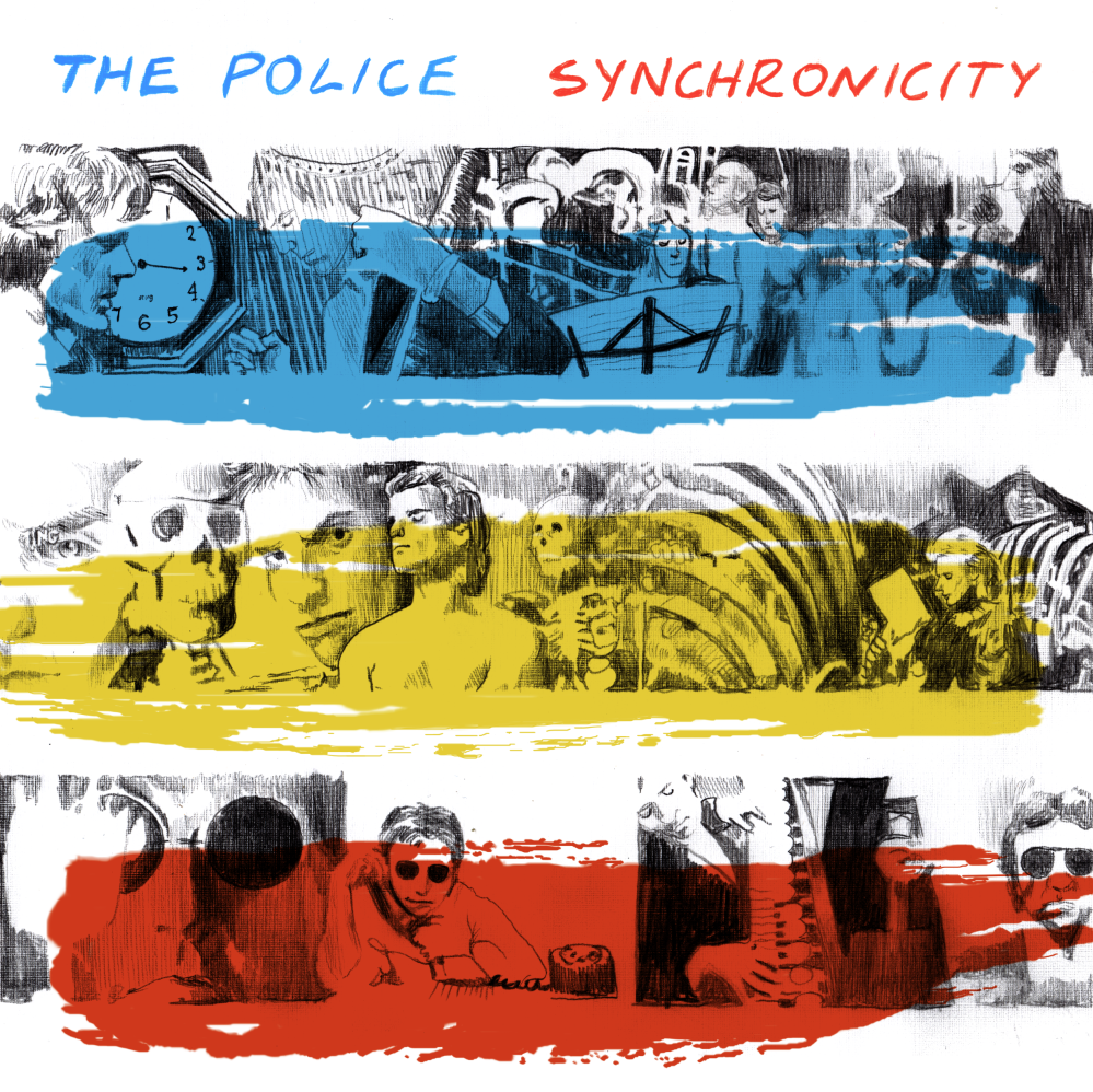 The Police Album Covers The Police Album Cover The Music