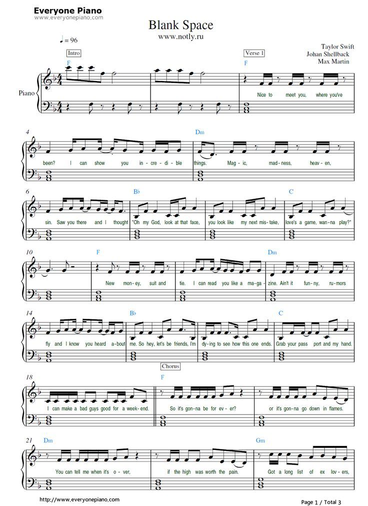 Counting Stars Music Notes Violin Free