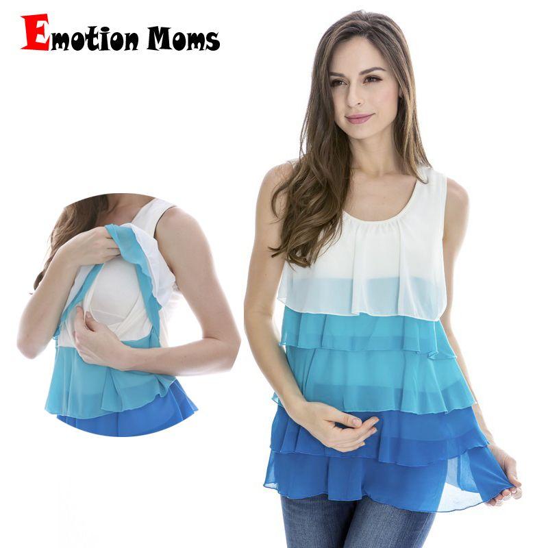 b73c0b4c7e7 Maternity Vest Top Breastfeeding clothes For Women   Maternity ...
