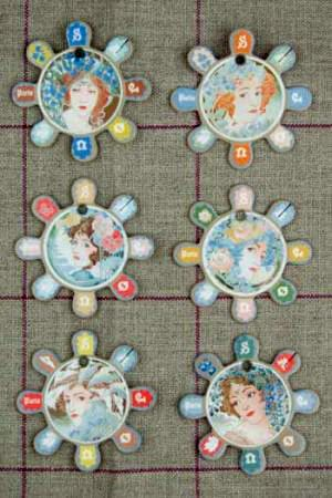 "Embroidery Thread Winders ""Barfleur"" available from Australian Needle Arts. To view the range please click on http://www.australianneedlearts.com.au/sajou-thread-winders"