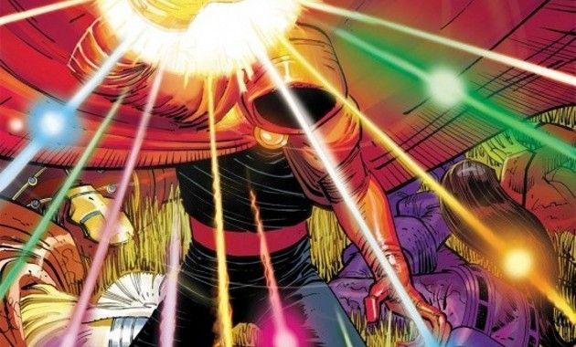La portada del día: Avengers