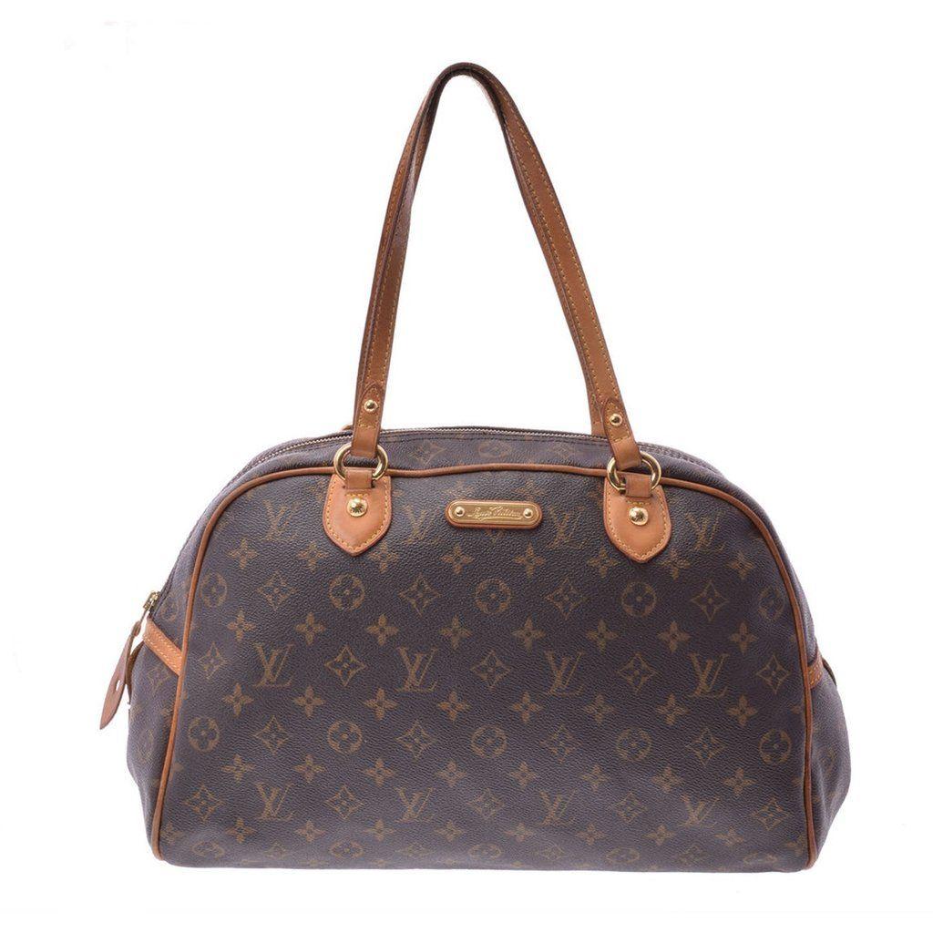 Louis Vuitton Monogram Montorgueil Gm Louis Vuitton Sale Louis Vuitton Handbags Louis Vuitton