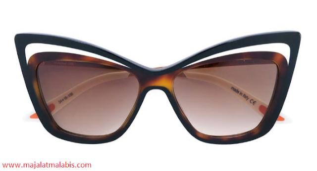 أفضل خمس نظارات شمسية للنساء لعام 2020 Sunglasses Cool Sunglasses Trending Sunglasses
