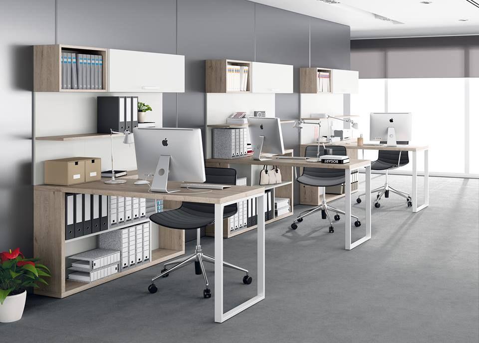 Pin de patricia nosei en muebles en 2019 oficinas for Diseno de oficinas modernas para abogados