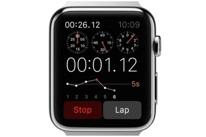 Developing NextGeneration Apps for the Apple Watch
