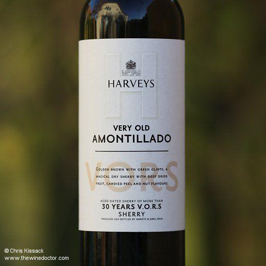 Harvey's Amontillado VORS
