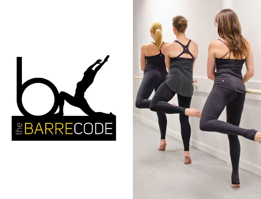 The Barre Code: great classes for getting that dancer's body.