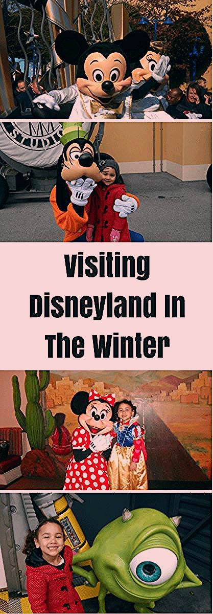 Top Tips for Visiting Disneyland in the Winter · The Inspiration Edit