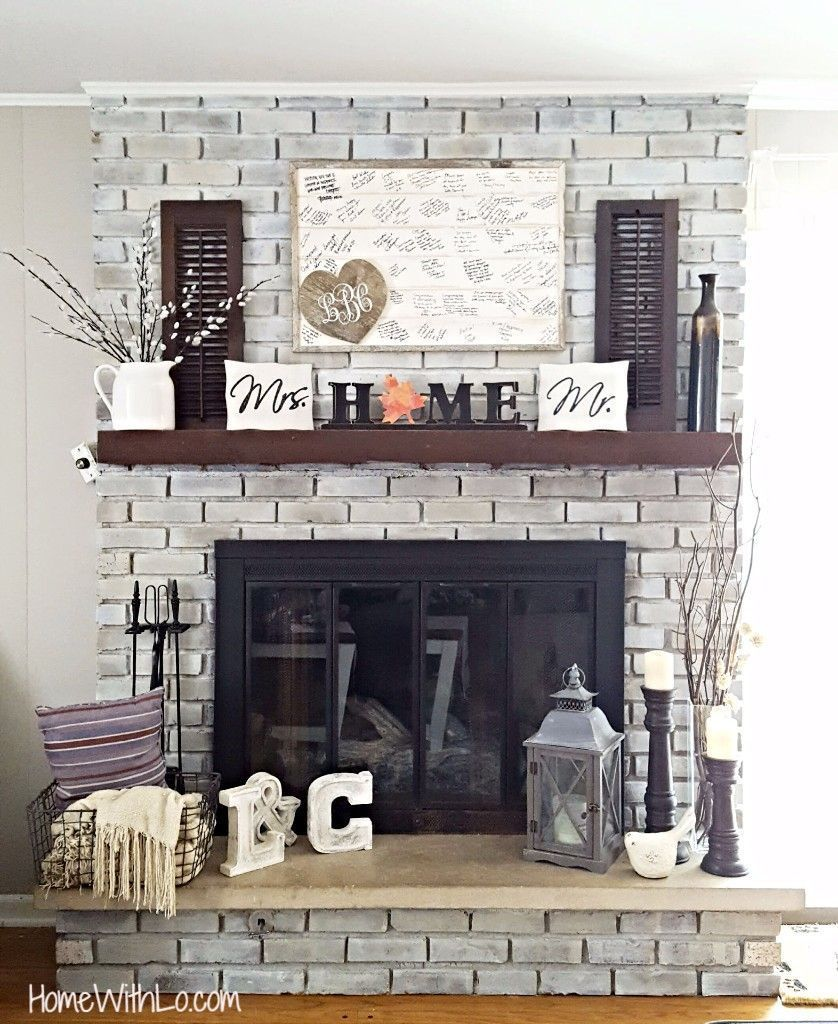DIY fireplace renovation a stepbystep tutorial on how to