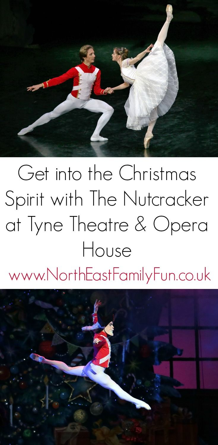 Get into the Christmas Spirit with The Nutcracker at Tyne Theatre ...