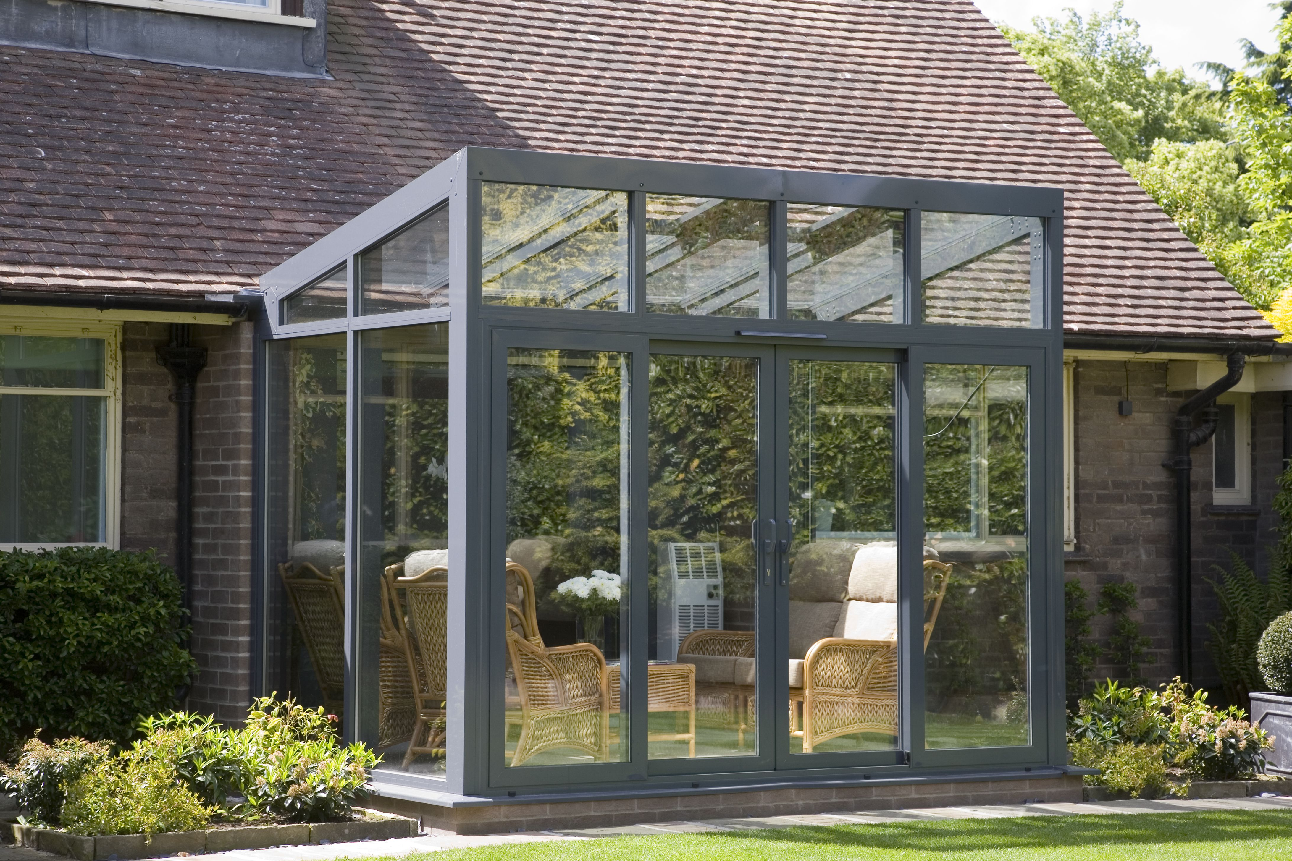 Conservatories concept windows and conservatories essex - Reverse Lean To Conservatory By Apropos More