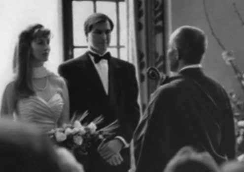 Kobun Chino Presided Over Steves Wedding In March 1991