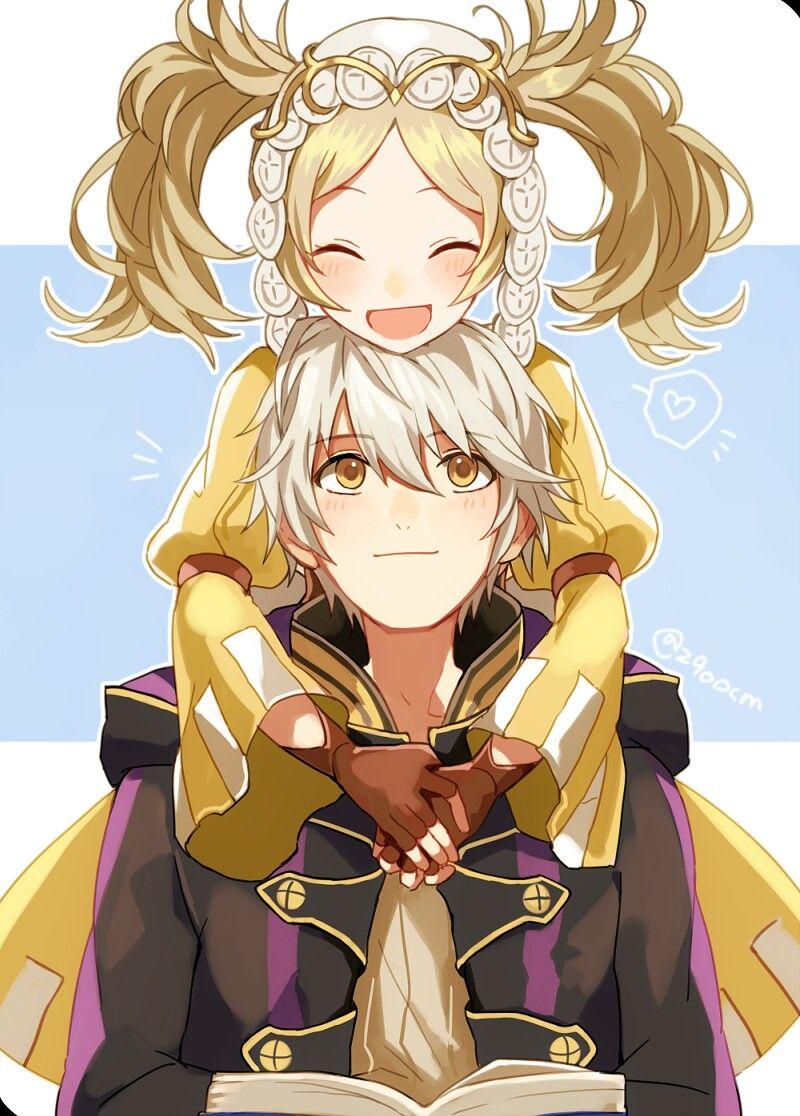 Robin & Lissa