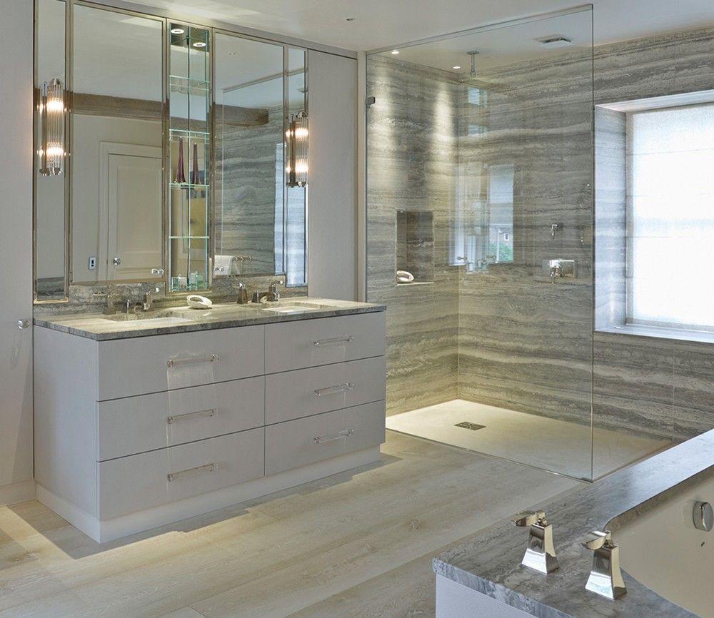 32 Ultra Modern Master Bathroom Ideas To Inspire Your Next Renovation 22 Lingoistica Com Luxury Bathroom Master Baths Bathroom Design Luxury Modern Bathroom Design