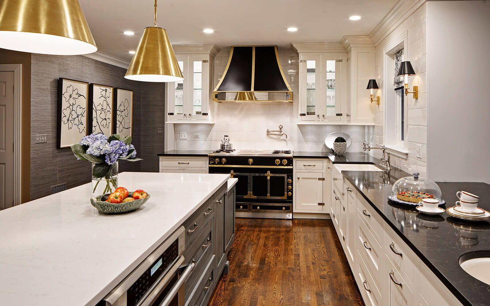 Gorgeous custom Grabill kitchen designed by Drury Design ...