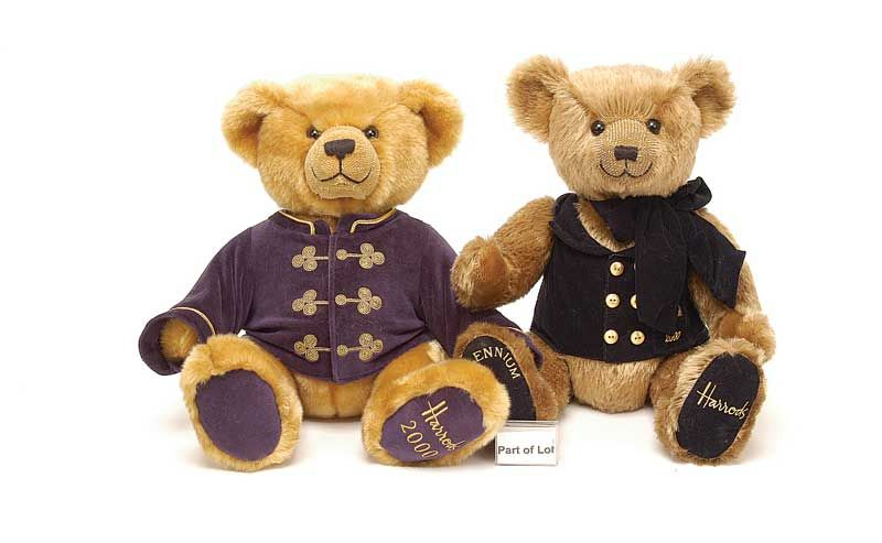 Attractive Harrods Teddies Awesome Design