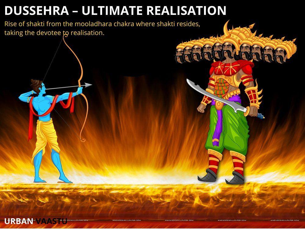 Spirituality Insight Dussehra Ultimate Realisation